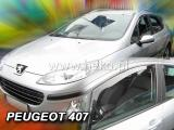 Ofuky Peugeot 407