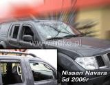 Ofuky Nissan Navara Pick-Up
