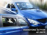 Ofuky Ssangyong Actyon i Actyon Sports