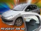 Ofuky Peugeot 206