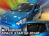 Ofuky Mitsubishi Space Star, 2014 →, komplet